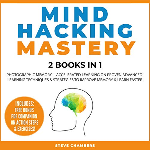 『Mind Hacking Mastery: 2 Books in 1』のカバーアート
