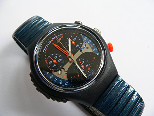 Swatch Chrono Alarm 1998 – SOI401 – Activation – Nuevo