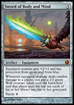 Magic: the Gathering - Sword of Body and Mind - Scars of Mirrodin - Foil