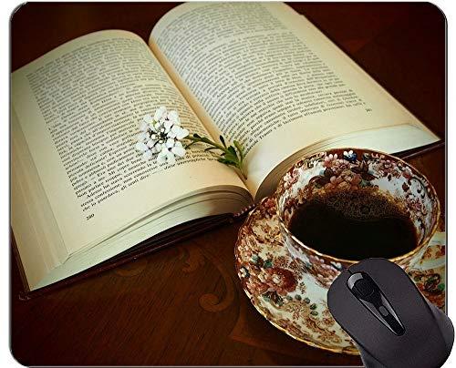 Einzigartige kundenspezifische Mausunterlage Mousepad, Kaffee-Gummi-Mausunterlage Mousepads US0279