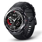 HONOR Watch GS Pro Smartwatch, Durata Batteria fino a 25 Giorni, GPS, 100 Modalità di Allenamento, Orologio Fitness Uomo Donna Smart Watch,14 Standard Militari, Chiamata Tramite Bluetooth, Matte Black