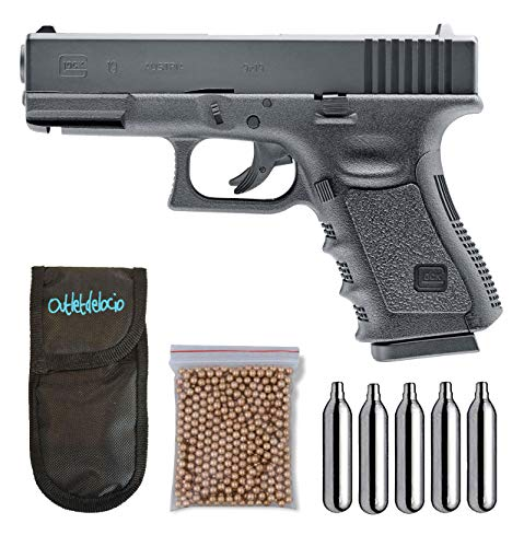 Umarex U58358. Pistola perdigon Glock 19 Gas Co2
