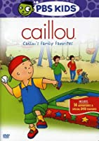 Caillou's Family Favorites [DVD] [Import]