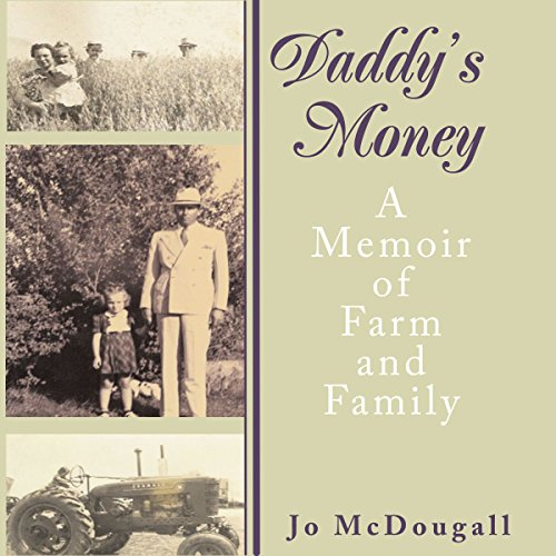Daddy's Money audiobook cover art