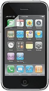 Amzer Super Clear Protezione per display con panno per iPhone 3GS