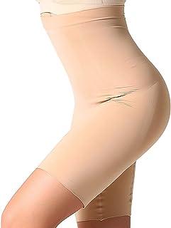 SHINYYEP Womens Trainer Tummy Control Short Butt Lifter Shape Hi-Waist Shapewear Seamless Thigh Slimmers Corset Bodysuit