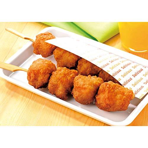 味の素 GX376 鶏もも唐揚げ串 80g 10本 袋【冷凍】