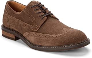 Men's Bowery Bruno Oxford Shoes – Leather Shoes for Men with Concealed Orthotic Support