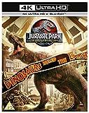 Jurassic Park Trilogy - (4K Uhd) (6 Blu-Ray) [Edizione: Regno Unito] [Blu-ray]