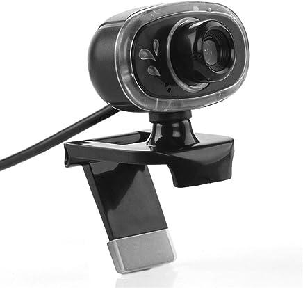 SSCJ Webcam HD per videochiamata USB Desktop e Laptop Web Camera 480P Plug And Play con Microfono a riduzione del Rumore e correzione Automatica della Luce - Trova i prezzi più bassi