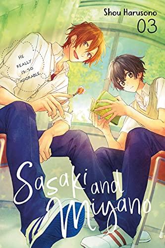 Sasaki and Miyano Vol. 3 (English Edition)