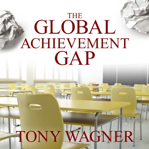 The Global Achievement Gap audiobook cover art