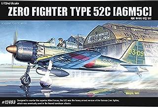 1/72 Academy 12493 ZERO FIGHTER TYPE 52C [A6M5C] Plastic Model Kit /item# G4W8B-48Q41939