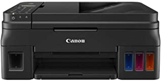 Canon PIXMA G4511 MegaTank printer, navulbare kleureninktstraal, multifunctioneel systeem, DIN A4 (afdrukken, scannen, kop...