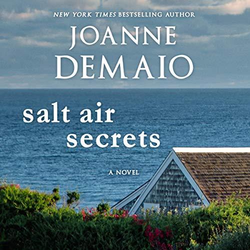 Salt Air Secrets Audiobook By Joanne DeMaio cover art