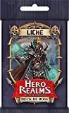 IELLO Hero Realms - Deck de Boss : Liche - Booster 30 Cartes VF