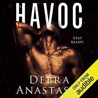 Page de couverture de Havoc