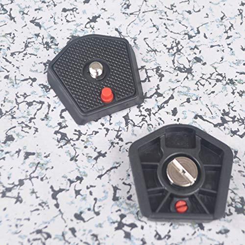 Valink Abrazadera de placa de liberación rápida, sistema de instalación rápida cámara de acción correa de hombro y kit de interruptor rápido