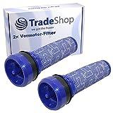 Lot de 2 filtres pré-moteur lavables remplaçant 923413-01 92341301 pour Dyson DC28 DC28c DC33 DC33c DC37 DC37c DC39 DC39c DC39...