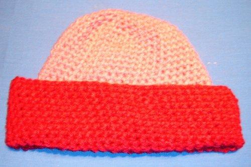 Ski Cap Crochet Pattern Adult Large Size Beanies / Skull Caps (English Edition)
