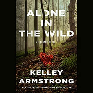 Page de couverture de Alone in the Wild