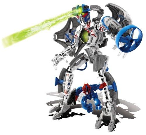 Mega Bloks - Neo Shifters Robot -Delta Tek -Paladin Warrior