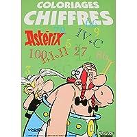 XYZ AFFAIRE, Astérix y Obélix, Números Romanos - Libro para Colorear (Farine)