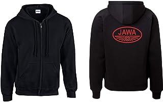 Textilhandel Hering Jacke   Jawa Motorrad Fans