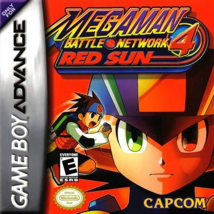 Megaman Battle Network 4