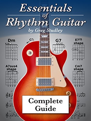 Essentials of Rhythm Guitar: Complete Guide (English Edition ...