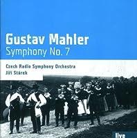 Mahler: Symphony No. 7 by Czech Radio Symphony Orchestra (2013-10-10)