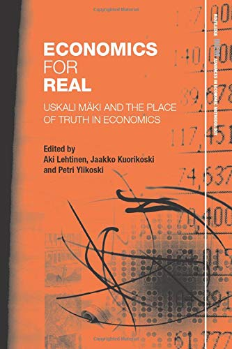 Economics for Real: Uskali Mäki and the Place of Truth in Economics