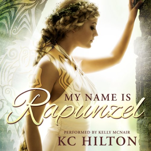 My Name Is Rapunzel audiobook cover art
