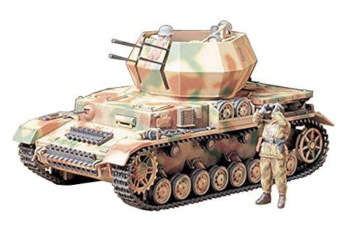 TAMIYA 300035233 - 1:35 WWII Deutsche Flak-Panzer IV Wirbelwind (4)