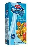 Juver Bebida Refrescante sin Azúcar 10 Frutas + 10 Vitaminas, 2L