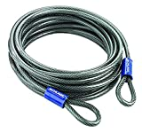 Schlage Flexible 3/8' Steel Looped Security Cable, 30' (3/8')