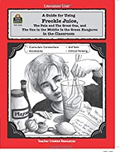 A Guide for Using Freckle Juice in the Classroom