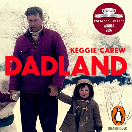 Dadland audiobook cover art