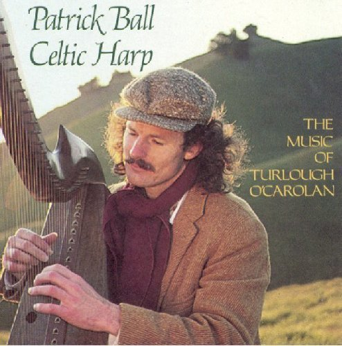 Turlough O'carolan - Celtic Harp Vol. 1 by Patrick Ball (2001-02-01)