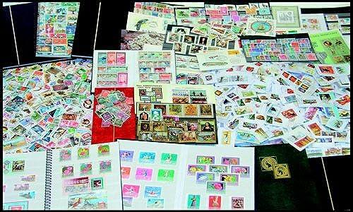 Goldhahn Die St r-Kiste - Briefürken für Sammler