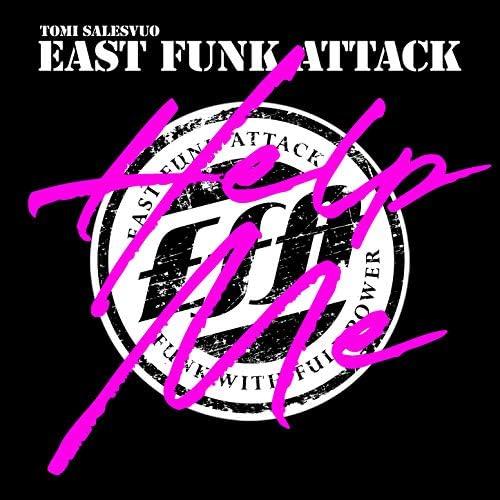 Tomi Salesvuo East Funk Attack