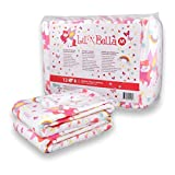 Rearz - Lil' Bella - Adult Diapers - Cotton Candy Scented (12 Pack) (Medium)