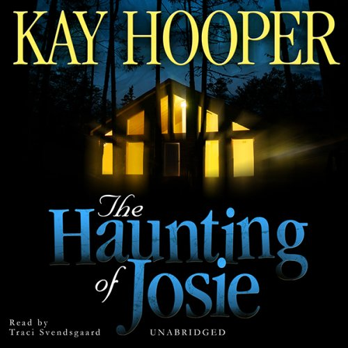 The Haunting of Josie audiobook cover art