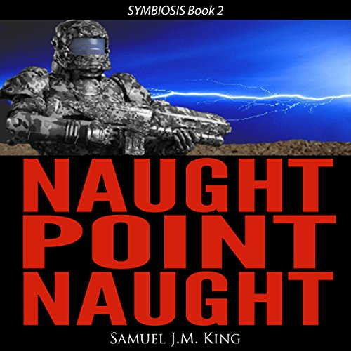 Naught Point Naught audiobook cover art