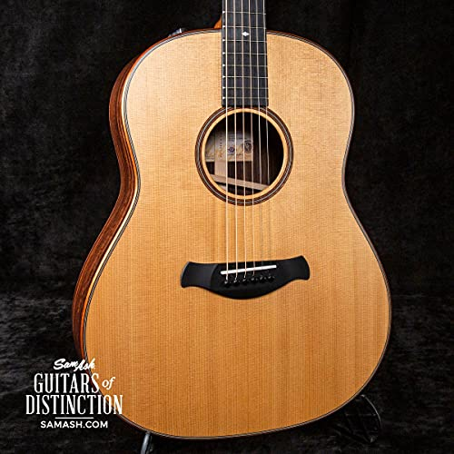 Taylor Builder039;s Edition 717e Acoustic-Electric Guitar