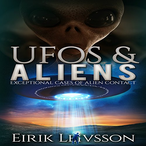 UFOs and Aliens audiobook cover art