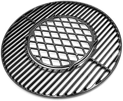 VICOOL Cooking Grid Grates for Weber 22 Original Kettle Premium Charcoal Grill 22 Weber Performer product image