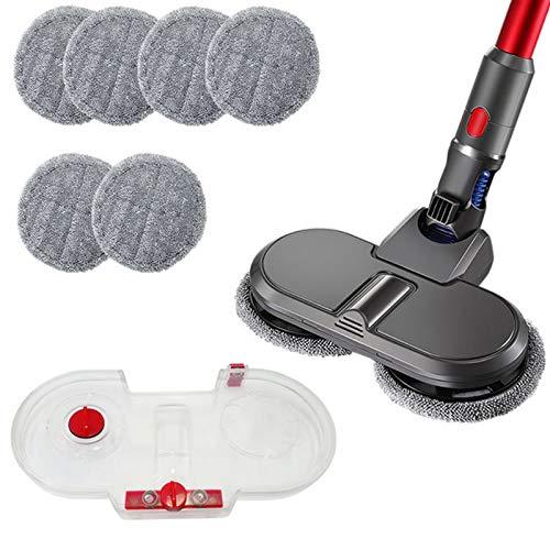 LICHIFIT Parti di Ricambio per Dyson V7 V8 V10 V11 Aspirapolvere Wet Dry Mop Testa Pulizia Mops Serbatoio Acqua Accessori