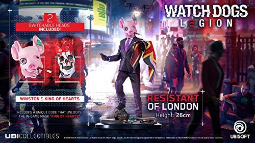 Oferta de Figura Resistant of London - Watch Dogs Legion