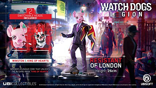 Watch Dogs Legion - The Resistant of London [26 cm]